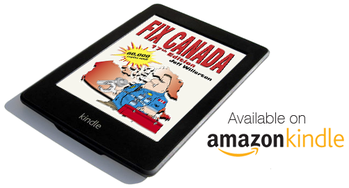 FIX CANADA - Amazon Kindle eBook